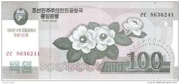 North Korea - Pick New - 100 Won 2002 - 2009 - Unc - Commemorative - Corea Del Nord