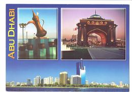 Cpm - United Arab Emirates -  ABU DHABI - N°027 - Dubai