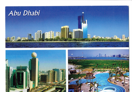 Cpm - United Arab Emirates -  ABU DHABI - N° 51 Awni - Dubai