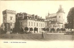 CANNE   ---   Le Château De Caster - Riemst