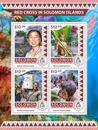 Solomoneilanden / Solomon Islands - Postfris / MNH - Sheet Rode Kruis 2016 - Solomoneilanden (1978-...)
