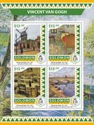 Solomoneilanden / Solomon Islands - Postfris / MNH - Sheet Vincent Van Gogh 2016 - Solomoneilanden (1978-...)