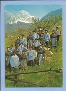 """Ugine (73-Savoie) """"La Pastourelle Du Val D'Arly"""" Le Groupe Des Quadrilleurs 2 Scans - Ugine"""