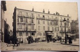 GRAND HOTEL DE LA POSTE - CLERMONT FERRAND - Clermont Ferrand