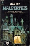 Malpertuis (BP) / Jean Ray /  Marabout 142 - Marabout SF