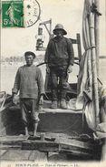 Berck-Plage - Types De Pêcheurs - Carte LL N° 53 - Visvangst