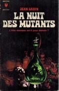 La Nuit Des Mutants / Jean Sadyn /  Marabout 347 - Marabout SF