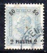 XP2279 - UFFICI AUSTRIACI 1900 , Il N. 35 Usato - Eastern Austria