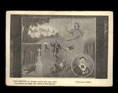 41 - CHAMBORD - Chambord En Danger Sauvé Par Son Curé - Chambord
