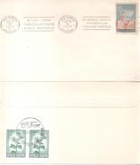 8 DE DICIEMBRE DE 1965 FINALIZA EN BASE AEREA ANTARTICA ARGENTINA MATIENZO EL DOBLE VUELO TRANSPOLAR TRASANTARTICO - Polar Flights