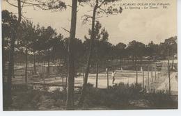 LACANAU OCEAN - Le Sporting - Les Tennis - France