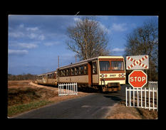 41 - LA FERTE-IMBAULT - Autorail - Train - France