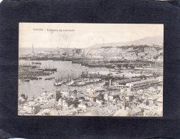 67988     Italia,  Genova,  Panorama Da Castelletto,  VG  1907 - Genova