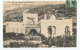 Cpa Frontière De L'algérie Et Du Maroc Port Say Le Colonial Club 1908 - Autres