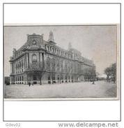 ARGTP1129C-LFTD5327TAD. Tarjeta Postal DE ARGENTINA.Edificio Aduana.M.O.P..BUENOS AIRES. - Aduana