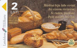 Latvia, D-054, Martins Day, 2 Scans.