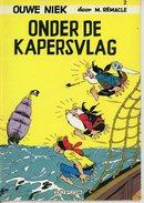 Ouwe Niek En Zwartbaard - Onder De Kapersvlag  (1982) - Ouwe Niek En Zwartbaard