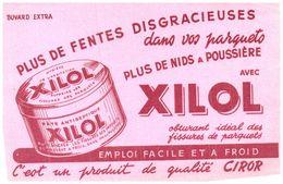 X X C/Buvard   Xilol Ciror  (N= 1) - Buvards, Protège-cahiers Illustrés