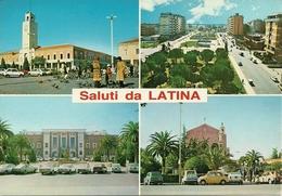 Latina (Lazio) Vedute E Scorci Panoramici Della Città - Latina