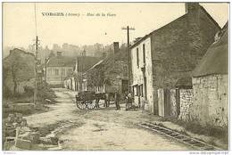 VORGES  -   Rue De La Gare - Unclassified