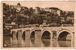 Namur, Pont De Jambes Et Citadelle (pk32658) - Namur