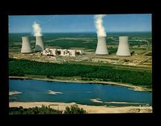 45 - DAMPIERRE-EN-BURLY - Centrale Nucléaire - France