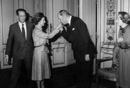 REAL Photo / ROYALTY / Belgium / Belgique / Roi Baudouin / Koning Boudewijn / Fabiola De Mora Y Aragon / 1983 - Koninklijke Families