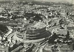 Roma (Lazio) Veduta Aerea, Colosseo In Primo Piano, Aerial View, Vue Aerienne, Luftansicht - Multi-vues, Vues Panoramiques
