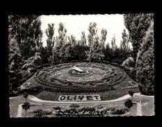 45 - OLIVET - Horloge Florale - France