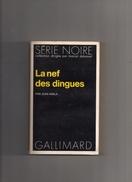 """SERIE  NOIRE   N °  1468  --  JEAN  AMILA   --  """"""""  LA  NEF  DES  DINGUES  """"""""  --  1972.......... - Série Noire"""