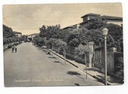 CASTIGLIONCELLO VIALE MARRADI VIAGGIATA  FG - Livorno
