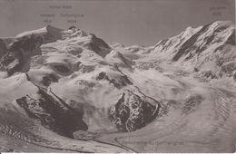 G , Cp , SUISSE , ZERMATT - GORNERGRAT Panorama - VS Wallis