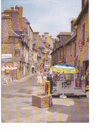 25990 FOUGERES (35) Edition Artaud Gabier Cliché Dubray Conches -378/35 -rue Pinterie -glace Miko Kodacolor -tabac -bar