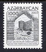 AZERBAIJAN 2003 Towers Of Karabakh 1000 M,  MNH / **.  SG 557 - Azerbaïdjan