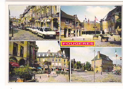25991 FOUGERES (35) Ed Dubray Conches -C945/35 -vues Diverses Multivues - Fougeres