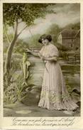 POISSON D'AVRIL 1910 Gr74 - April Fool's Day