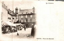 BRIVES PLACE DU MARCHE - Brive La Gaillarde
