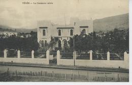 AFRIQUE - ALGERIE - TENES - La Commune Mixte - Autres Villes