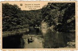 Descente En Barquette De Chiny à Lacuisine (pk32664) - Chiny