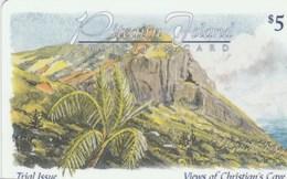 Pitcairn - Palm Tree - PIT - 1 - Pitcairn Islands