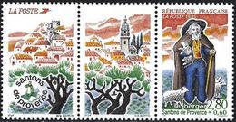 France 1995 - Santon Of Provence ( Mi 3118 - YT 2976 ) MNH** + Label - France