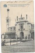 Belgique EXPOSITION INTERNATIONALE DE LIEGE 1905 L'aile Gauche De La Façade  ..G - Luik