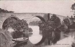 G , Cp , ANGLETERRE , STIRLING , Old Bridge - Stirlingshire