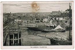 The Harbour Folkestone (pk32669) - Folkestone