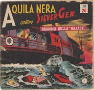 COLLANA FRECCIA -EDIZ DARDO - N. 1 Del 18-02-1951   (221010) - Libri, Riviste, Fumetti