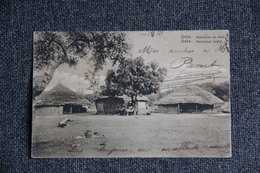 GEBA - Habitaciones De FULAS - Guinea-Bissau