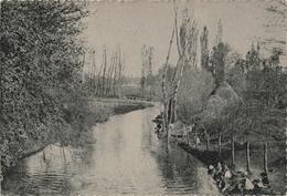 42 - FEURS - CPA - La Loire, Au Pont Palais - Feurs