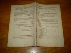 Napoleon Bonaparte Est Déchu Du Trône; Gouvernement Provisoire; Espagnols Des Bagnes De Brest & Rochefort.Abolition Droi