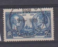 N 427 / 2 Francs 25 Bleu / Oblitéré / Côte 7 €