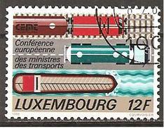 Luxemburg 1988 // Michel 1194 O